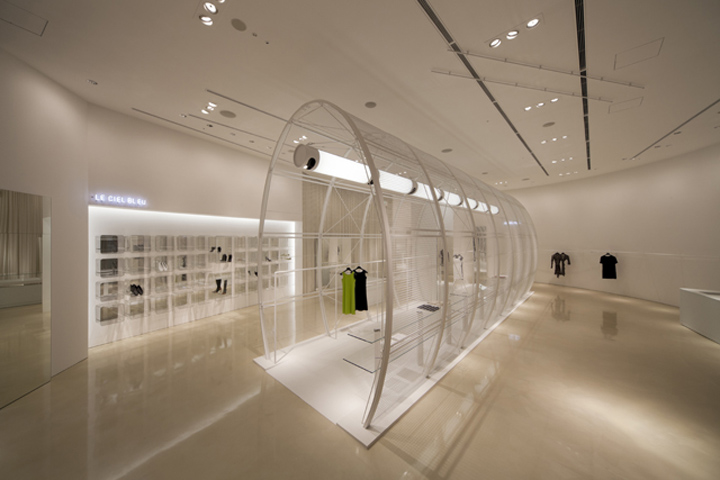 White space retail design blog for Commercial space design