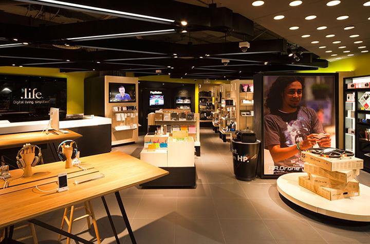 life store by whitespace bangkok. Black Bedroom Furniture Sets. Home Design Ideas