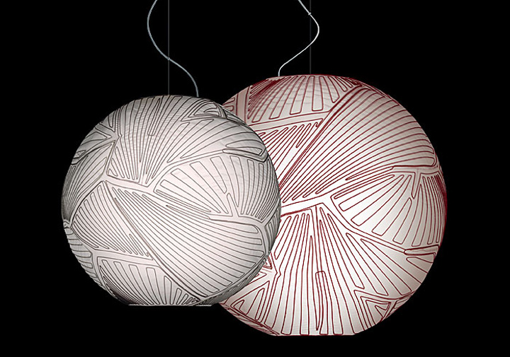 Planet pendant light by foscarini retail design blog planet pendant light by foscarini aloadofball Image collections
