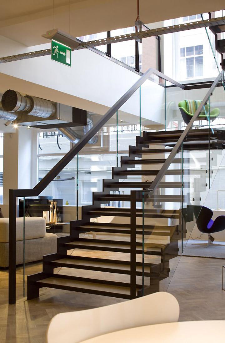 Republic of Fritz Hansen store by BDP London 08 Republic of Fritz Hansen store by BDP, London