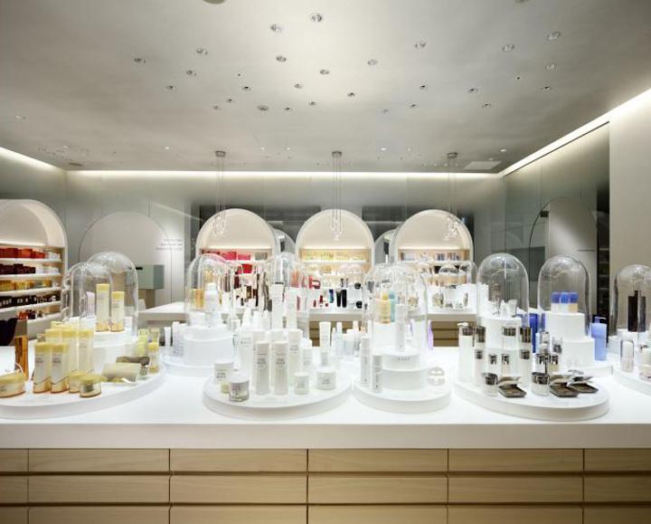 Shiseido The Ginza by Klein Dytham 03 Shiseido The Ginza by Klein Dytham Architects, Ginza