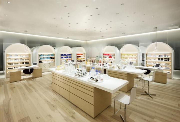 Shiseido The Ginza by Klein Dytham Shiseido The Ginza by Klein Dytham Architects, Ginza