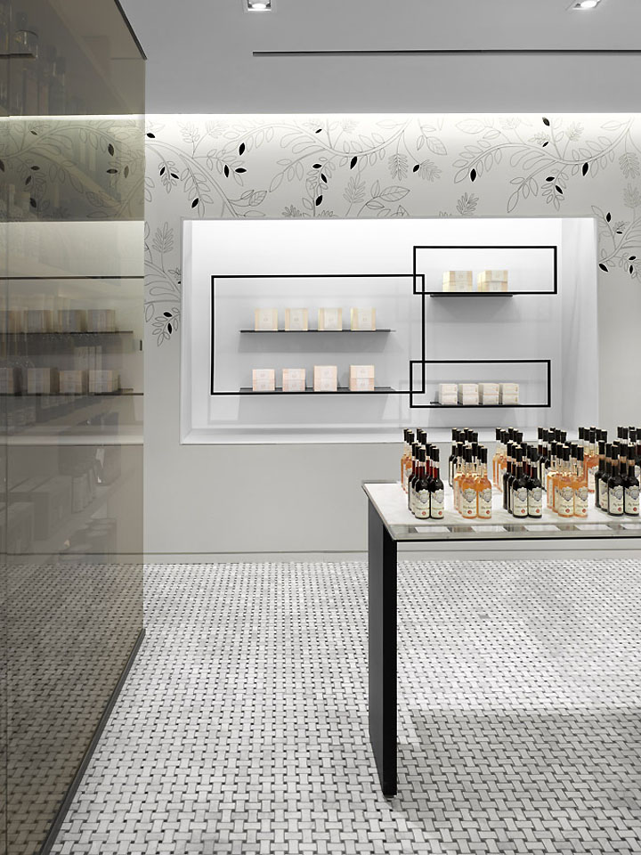 Ta ze premium olive oil store by burdifilek toronto - Interior design for retail stores ...