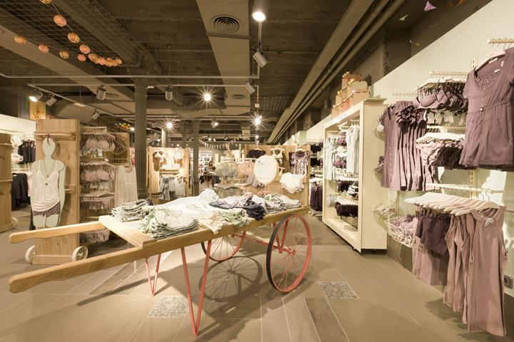 Women secret it shop concept madrid retail design blog for Furniture stores madrid