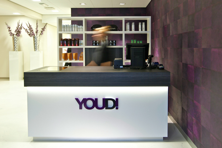 YOUD beauty center All In Living Rotterdam 11 YOUD! beauty center concept by All In Living, Rotterdam