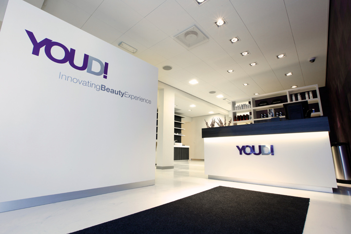 YOUD beauty center All In Living Rotterdam 12 YOUD! beauty center concept by All In Living, Rotterdam