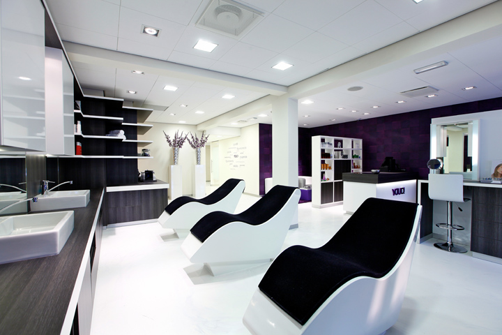 YOUD beauty center All In Living Rotterdam YOUD! beauty center concept by All In Living, Rotterdam