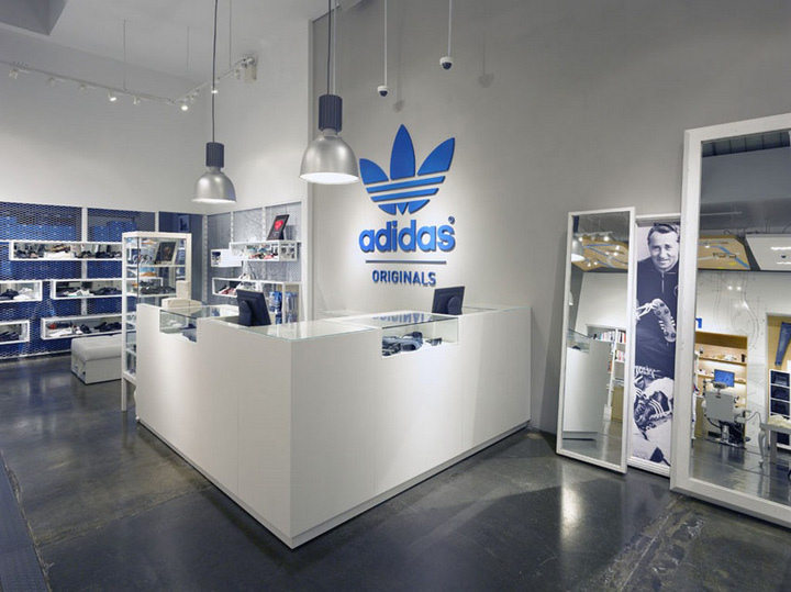 adidas original store new york