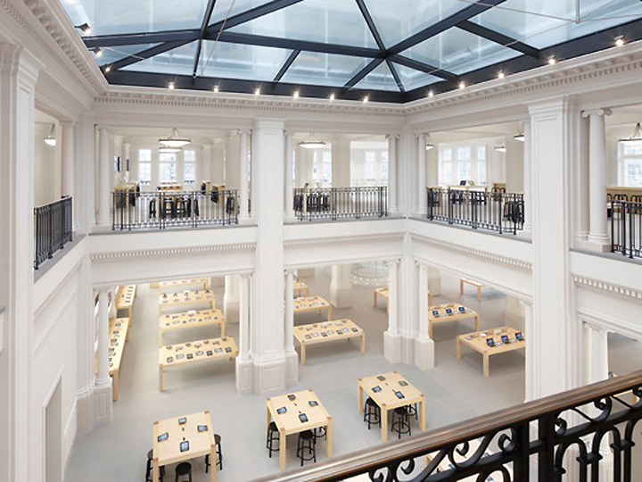 Apple Store Concepts The Store's Open Airy Concept