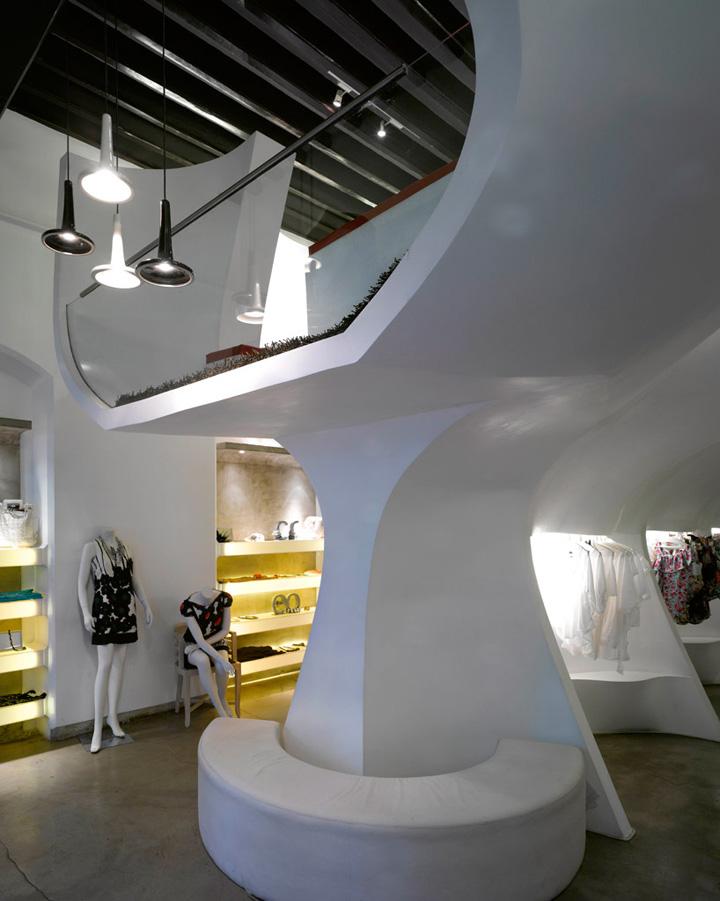 187 Creo Store By Sameep Padora And Associates Mumbai