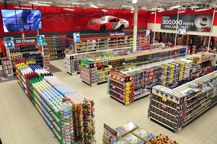 187 Canadian Tire Store By Rai Architect Inc Bowmanville