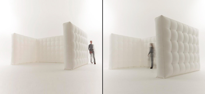 Cube Wall By Inflate Products 187 Retail Design Blog