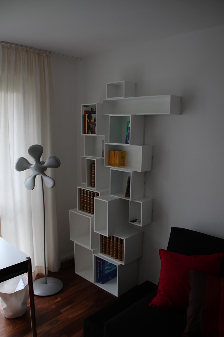 187 Cubit Modular Shelving System By Mymito