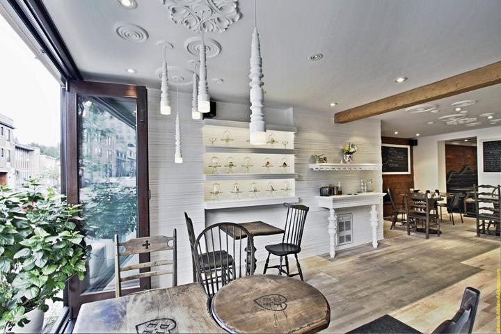 de farine d eau fra che pastry boutique by surface3 montreal retail design blog. Black Bedroom Furniture Sets. Home Design Ideas