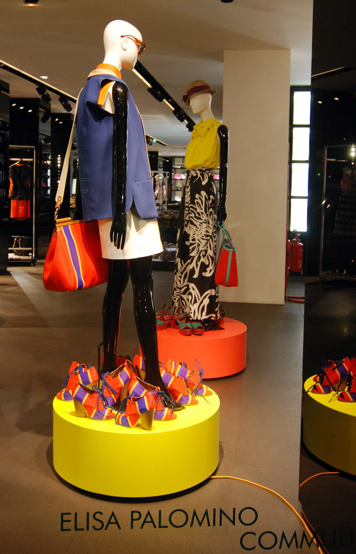 187 Dolce Amp Gabbana Visual Merchandising 2012 Spring Milano