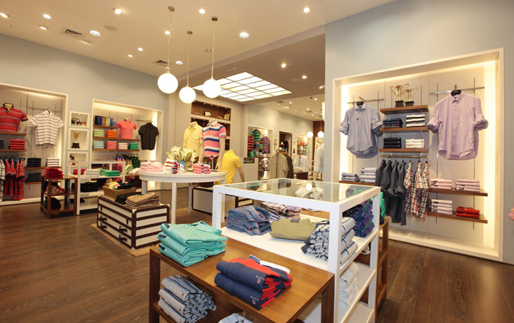 gant \u00bb Retail Design Blog