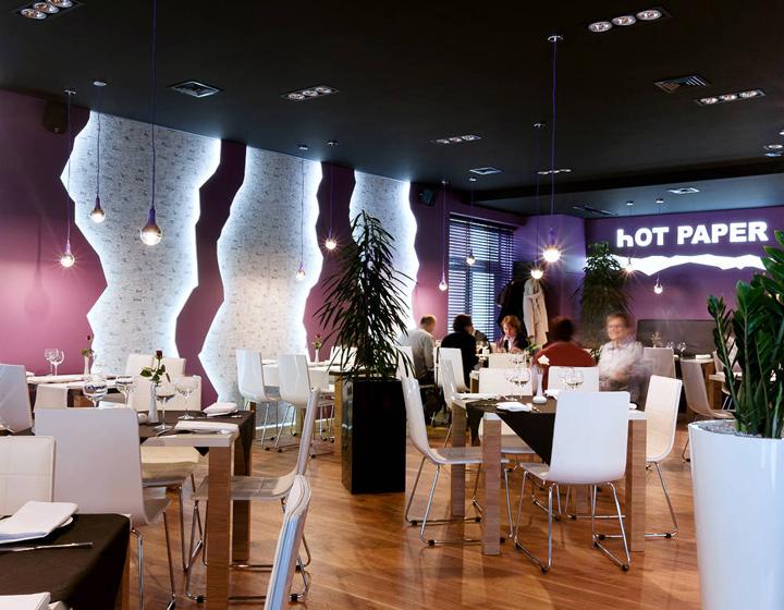 Hot Paper Restaurant By Wamhouse Tczew
