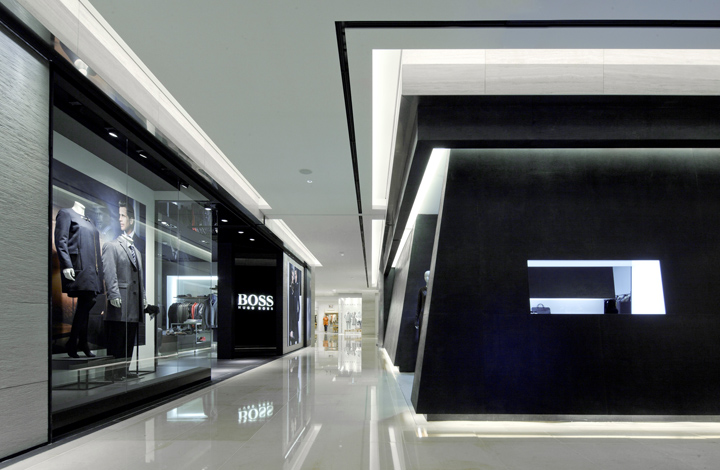 Hyundai Department Store By Rtkl Associates Daegu Korea