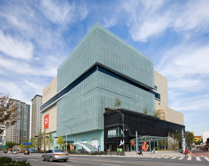 187 Hyundai Department Store By Rtkl Associates Daegu Korea