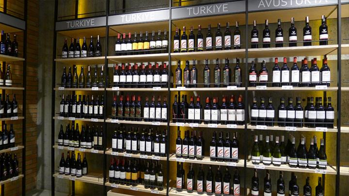 WINE STORES Kavistanbul Wine Store Istanbul Retail