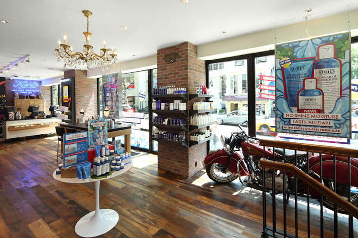 Kiehls Retail Store and Spa 1851 New York 02 Kiehls Retail Store and Spa 1851, New York