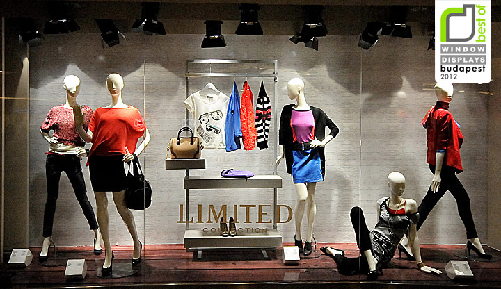 Marks Amp Spencer Window Displays Budapest 187 Retail Design Blog