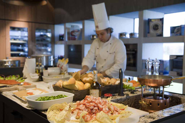 Minacciolo showroom by silvio stefani treviso retail - Minacciolo cuisine ...