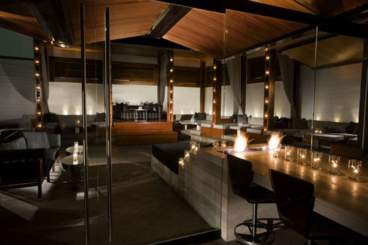 My house nightclub by dodd mitchell los angeles - Interior designers in los angeles ...