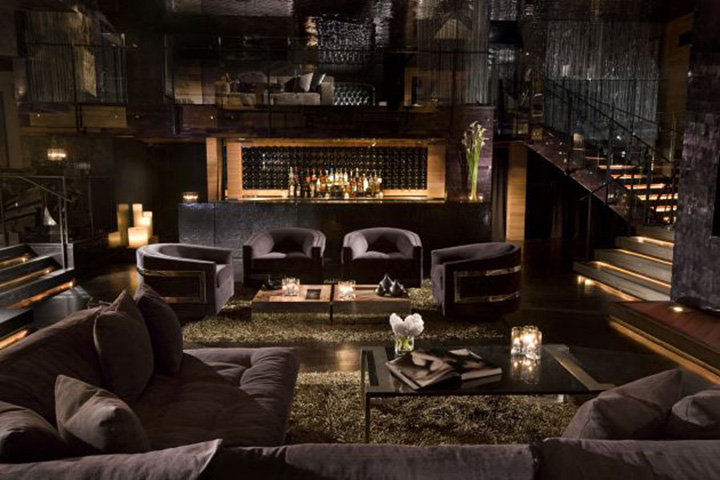 My House Nightclub by Dodd Mitchell, Los Angeles » Retail Design Blog