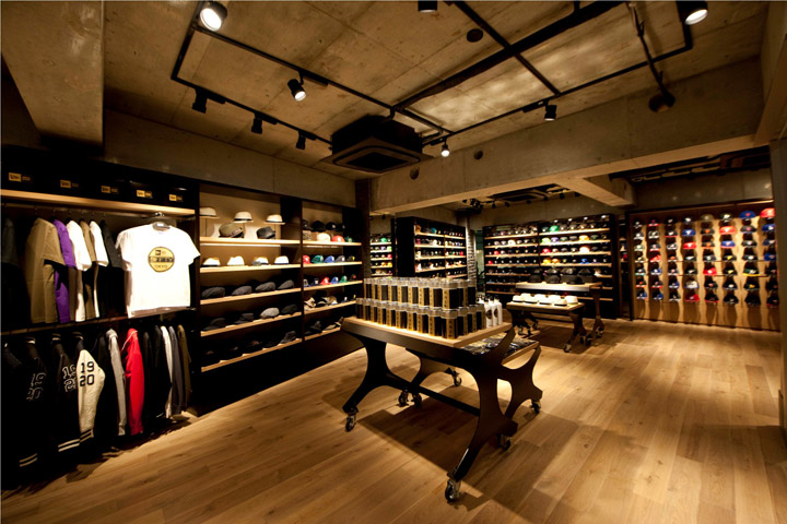 352cec23a4324 New Era announces the opening of New Era Tokyo – its eighth flagship store  location globally. Centrally located in Harajuku, the 1,100-square-foot  store ...