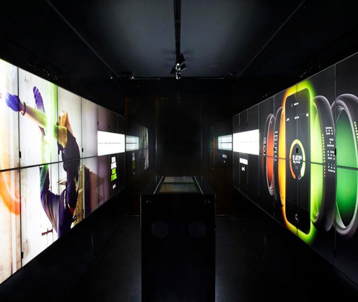 Nike Fuelstation By Nike London Boxpark 187 Retail Design Blog