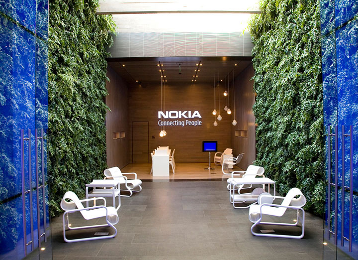 Nokia flagship store by Eight Inc Sao Paulo 04 Nokia flagship store by Eight Inc., São Paulo