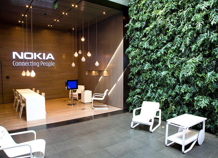 Nokia flagship store by Eight Inc Sao Paulo 05 Nokia flagship store by Eight Inc., São Paulo