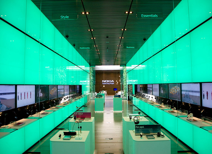 Nokia flagship store by Eight Inc Sao Paulo Nokia flagship store by Eight Inc., São Paulo