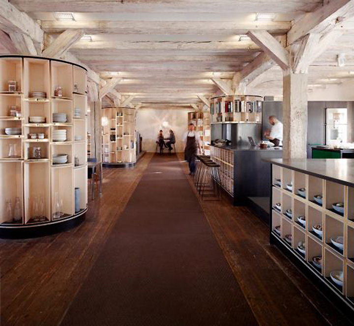 » Noma Food Lab By 3XN Architects, Copenhagen