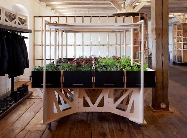 Noma restaurant by 3xn architects copenhagen retail for Indoor design dk