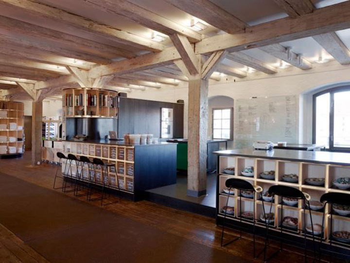 Noma food lab by xn architects copenhagen