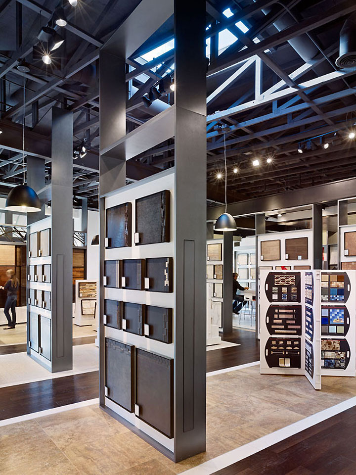 Patina Flooring Store by Envirosell Inc Dallas 04 Patina Flooring Store by Gensler, Dallas