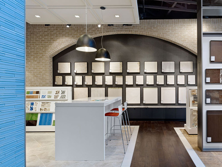Patina Flooring Store by Envirosell Inc Dallas 05 Patina Flooring Store by Gensler, Dallas
