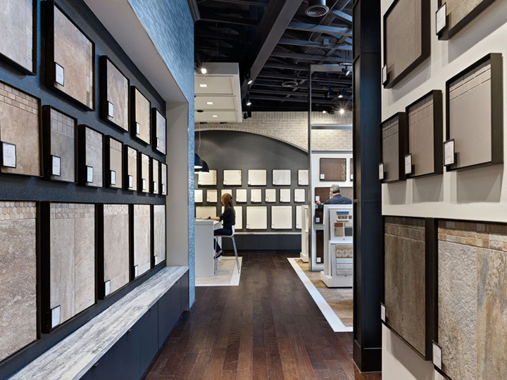 Patina Flooring Store by Envirosell Inc Dallas 06 Patina Flooring Store by Gensler, Dallas