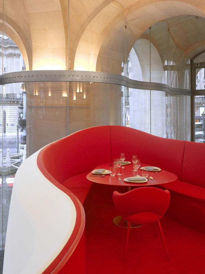 187 Phantom Restaurant Of The Garnier Opera By Odile Decq