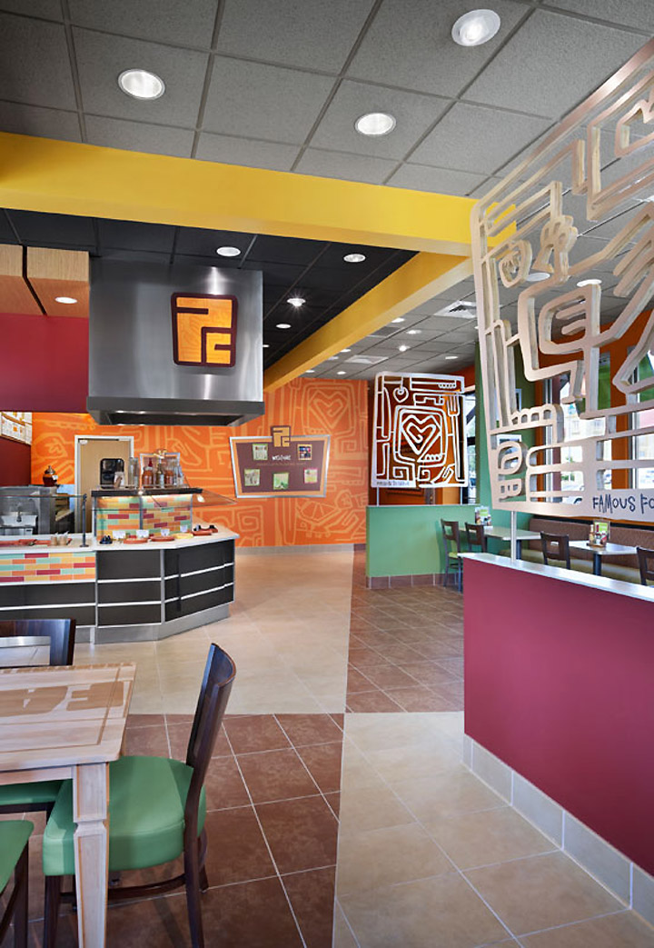 Pollo Campero by Interbrand Design Forum Webster Texas 04 Pollo Campero by Interbrand Design Forum, Webster   Texas