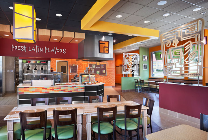 Pollo Campero by Interbrand Design Forum Webster Texas Pollo Campero by Interbrand Design Forum, Webster   Texas