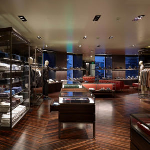 Prada Flagship Store By Roberto Baciocchi, Moscow By Retail Design Blog