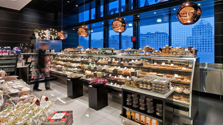 Pusateris gourmet store by GH A Design Toronto 03 Pusateris gourmet store by GH+A Design, Toronto