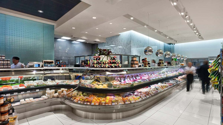 Pusateris gourmet store by GH A Design Toronto 04 Pusateris gourmet store by GH+A Design, Toronto