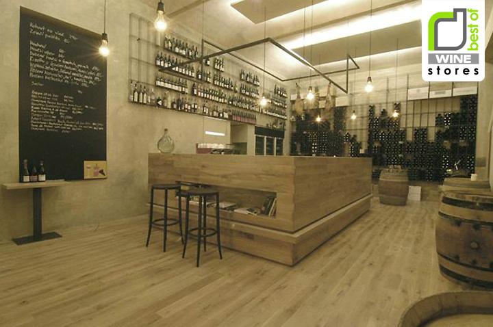 wine shop » Retail Design Blog