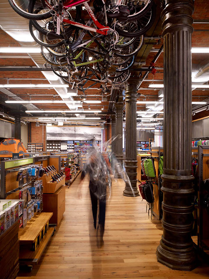 187 Rei Retail Store By Callison New York