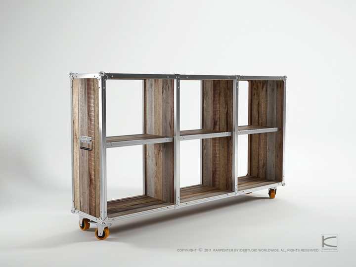 Roadie collection by Karpenter 02 Roadie collection by Karpenter