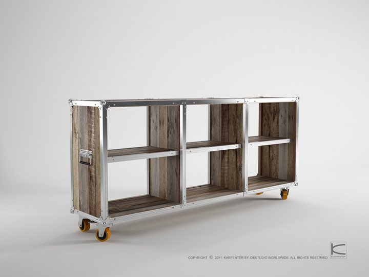 Roadie collection by Karpenter 04 Roadie collection by Karpenter